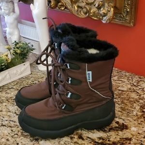 Boys Kamik Brooklyn Waterproof Boots